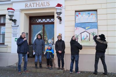 Fotoalbum 19. Adventsbild: Rats-Apotheke