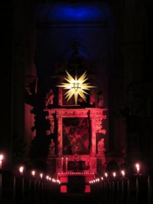 Fotoalbum Orgelvesper zum Advent im Kerzenschein mit Kantor O.-B. Glüer