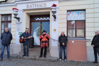 Fotoalbum 21. Adventsbild: Heimatverein (I. Rettig)