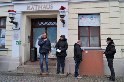 Fotoalbum 23. Adventsbild: Kirchgemeinde Neukalen
