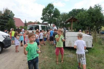 Fotoalbum Der Hort in der Wagenburg 2019