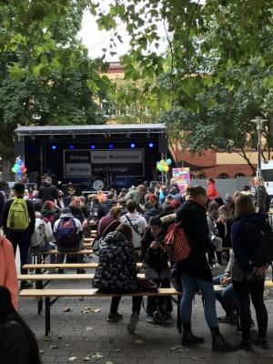 Fotoalbum Landestag: Schule ohne Rassismus 2019