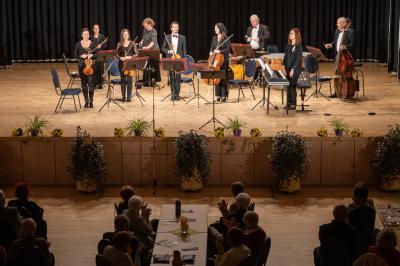 Fotoalbum Neujahrskonzert mit dem Brandenburgischen Konzertorchester Eberswalde