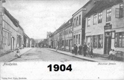 Fotoalbum 250 Jahre Mausdiele