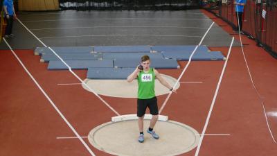 Fotoalbum Südbayerische Leichtathletik Meisterschaft