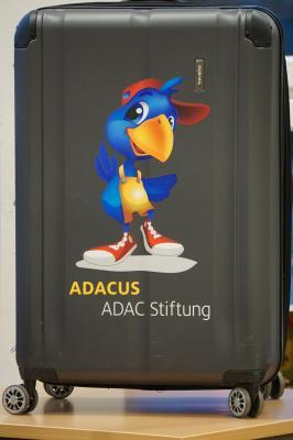 Fotoalbum Verkehrsschulung mit ADACUS (ADAC)