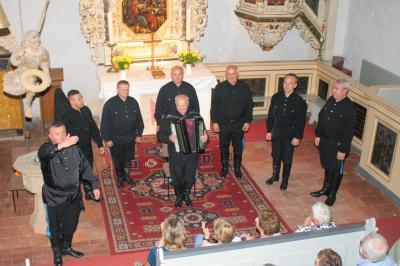 Fotoalbum Konzert des Ural Kosaken Chors - Erinnerungen an Ivan Rebroff