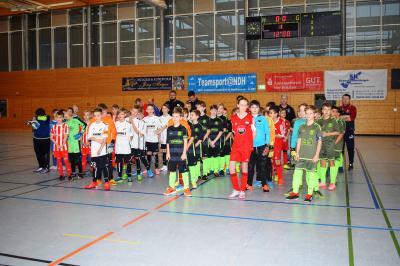 Fotoalbum E-Junioren Sparkassen Cup