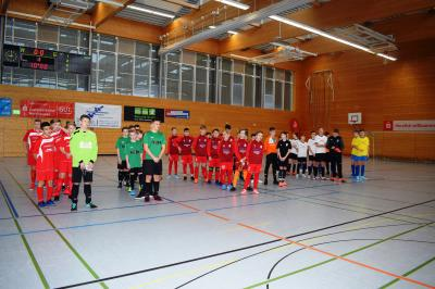 Fotoalbum C-Junioren Sparkassen-Cup