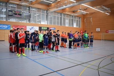 Fotoalbum B-Junioren Sparkassen-Cup