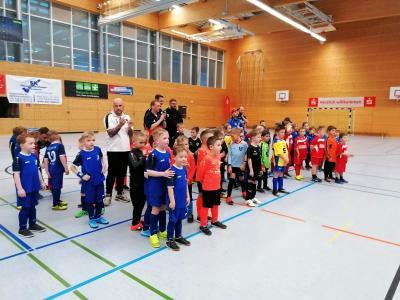 Fotoalbum G-Junioren Sparkassen Cup