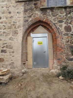 "Fotoalbum Bauberatung zum Projekt ""Barrierefreier Zugang zur Kirche"""