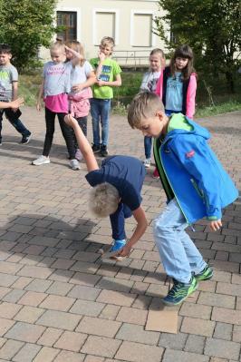 Fotoalbum Wandertag der Klasse 3 ins Naturparkhaus Bad Liebenwerda
