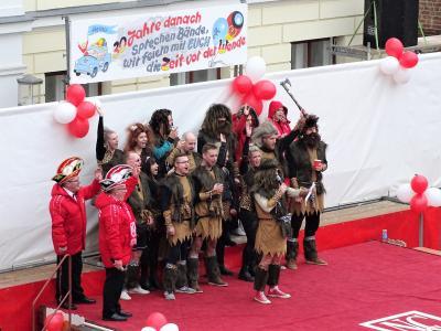 Fotoalbum Wagenvorstellung der 62. Carnevalssaison