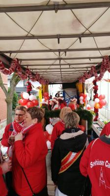 Fotoalbum Straßenkarneval Osterburg