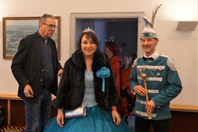 Fotoalbum Bürgermeister empfängt den NCC 2020