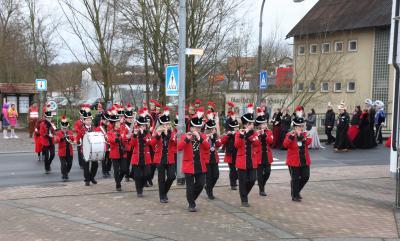 Fotoalbum Rathaussturm Rosenmontag 2020