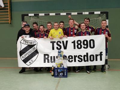 Fotoalbum Titelverteidigung gelungen: Männer gewinnen erneut Hallenturnier der ISG Hagenwerder in Ostritz