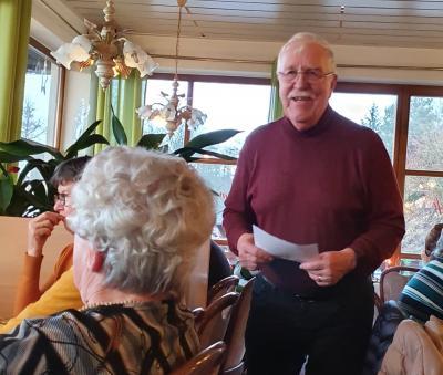 Fotoalbum Adventskaffee Senioren
