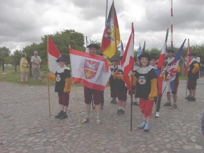 Fotoalbum Festumzug 700 Jahre Groß Pankow