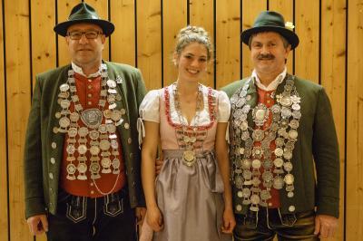 Fotoalbum Schluss- und Königsfeier 2018