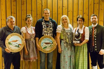 Fotoalbum Schluss- und Königsfeier 2019
