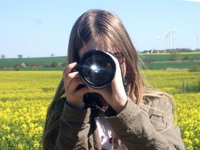 Fotoalbum Foto AG zeigt April-Fotos