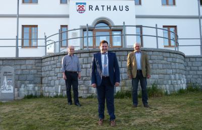 Fotoalbum Konstituierende Sitzung des Gemeinderates Prackenbach
