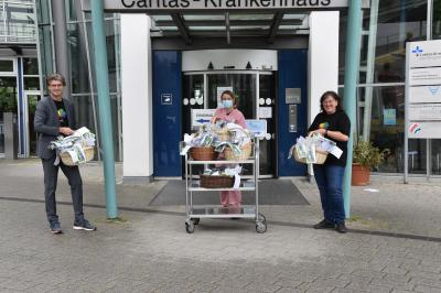 Fotoalbum Corona-Pandemie setzt bürgerschaftliche Energie frei!