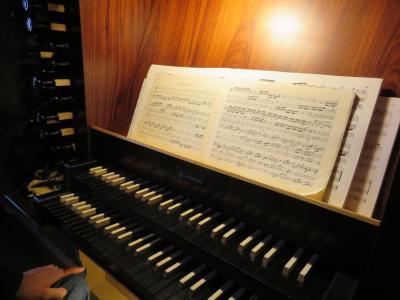 Fotoalbum Erste Orgelvesper nach der Pandemiepause mit Kantor O.-B. Glüer