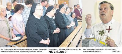 Fotoalbum 70.Geburtstag der katholischen Gemeinde