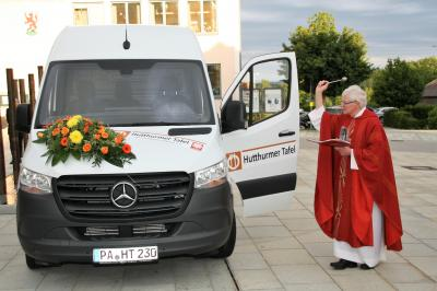 Fotoalbum Unser neues Kühlfahrzeug
