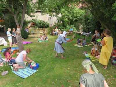 Fotoalbum KinderKirchen-Sommerfest auf hoher See oder: Die Arche Noah