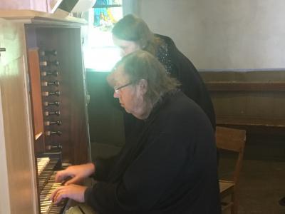 Fotoalbum Orgelkonzert mit Professor Matthias Eisenberg