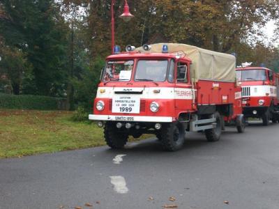 Fotoalbum 2008 - 75. Jahre Freiwillige Feuerwehr Hetzdorf