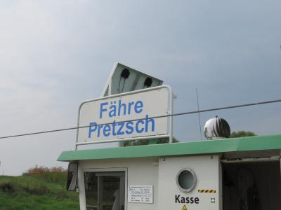Fotoalbum Radtour der Konfirmandentage durch den Pfarrbereich Teil 2: Pretzsch