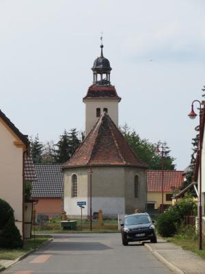 Fotoalbum Radtour der Konfirmandentage durch den Pfarrbereich Teil 5: Sachau