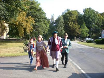 Fotoalbum 2008 - Dorffest in Güterberg
