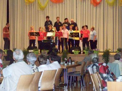 Foto des Albums: Eröffnung Seniorenw, Kulturhaus Kyritz (01.08.2008)