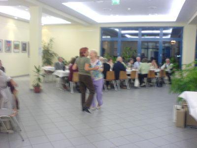 Foto des Albums: Weinfest VS, Kulturhaus Kyritz (08.11.2006)