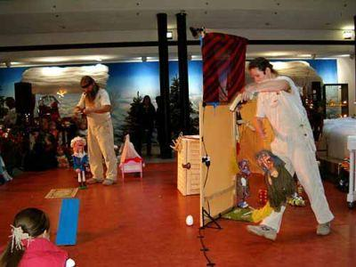 Foto des Albums: Marionetten Theater, Kulturhaus Kyritz (14.12.2006)