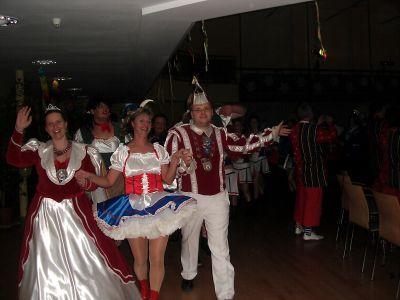 Foto des Albums: Karneval 2007, Kulturhaus Kyritz (10.02.2007)