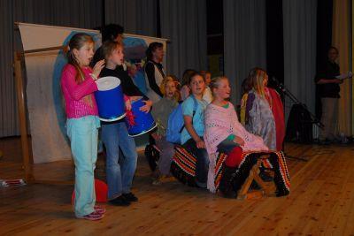 Foto des Albums: Familientag, Kulturhaus Kyritz (18.11.2007)