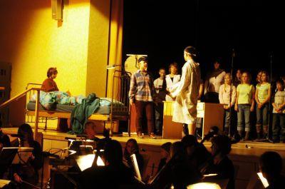 Foto des Albums: Musical Toms Traum, Kulturhaus Kyritz (27.01.2007)