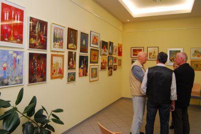 Foto des Albums: Kunstausstellung, Kulturhaus Kyritz (01.01.2007)