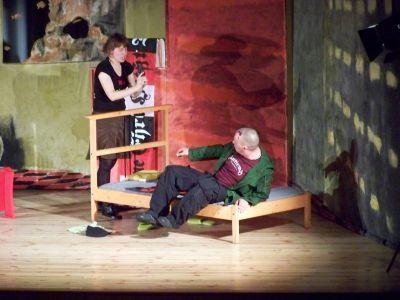 Foto des Albums: Hin und Weg, Kulturhaus Kyritz (09.09.2008)