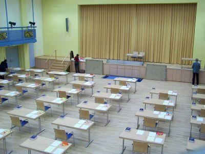 Foto des Albums: Prüfung Gymnasium, Kulturhaus Kyritz (07.04.2008)