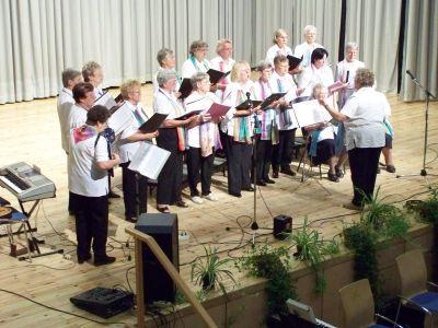 Foto des Albums: Seniorenchortreffen SV, Kulturhaus Kyritz (30.08.2008)