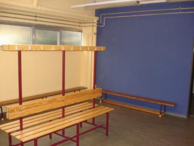 Foto vom Album: Bauabnahme und Einweihung  des neuen Sozialbereiches unserer Turnhalle
