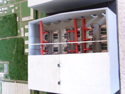 Foto des Albums: Modell der Anlage von Interessengruppe Pro Schwein (27.04.2008)